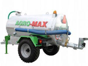 Beczkowozy marki Agromax