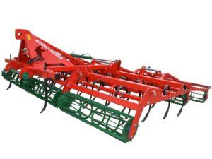 Agregaty uprawowe składane hydraulicznie marki Agro-masz
